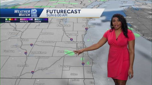Videocast: Fog and Drizzle Sunday Morning