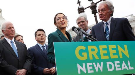 AOC's Green New Deal smacked down after forced 'bluff vote' in Senate