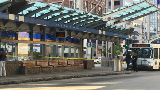 16-year-old shot downtown Cincinnati during morning commute, police say