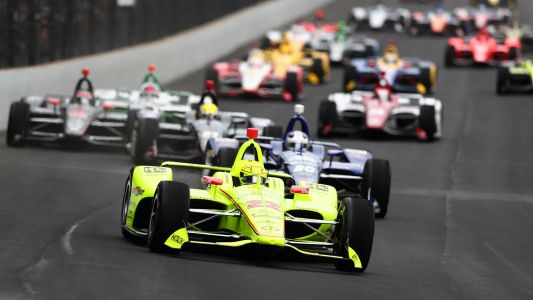 Indy 500 results: Simon Pagenaud holds off Alexander Rossi to win at Indianapolis Motor Speedway