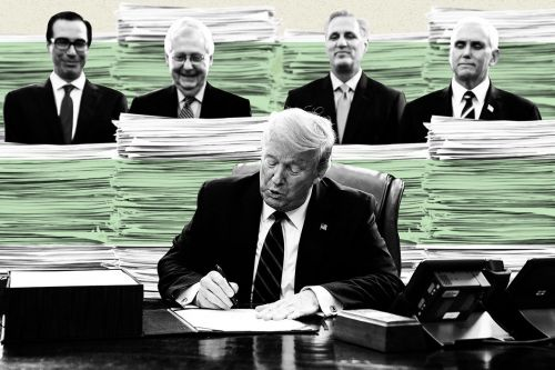 Does the Trump Administration Have the Talent To Make the Stimulus Work?