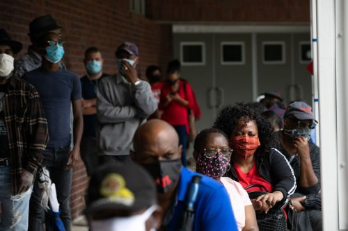 It Sure Seems Like Black Folks Are Fueling The Record Number Of Early Voters