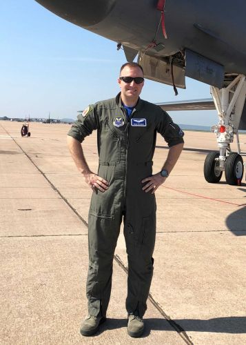 Body of fallen Air Force captain to return to NH
