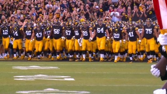 Revised Hawkeye football schedule includes 5 games at Kinnick Stadium