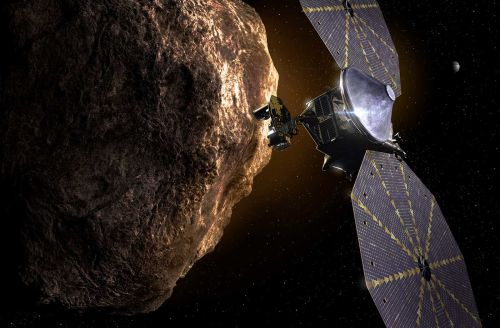 NASA's Lucy mission has launched to explore never-before-seen asteroids