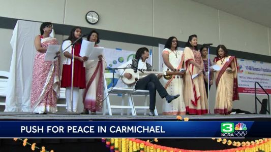 Push for peace: Sacramento woman organizes festival with inspiration from Gandhi