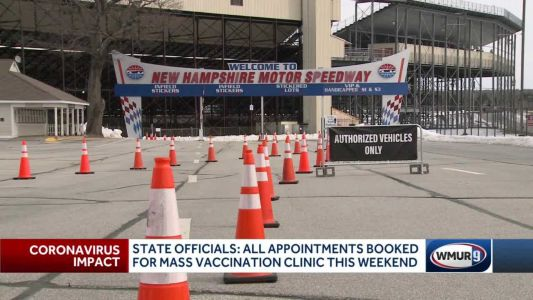 State prepared for first mass COVID-19 vaccination event at NHMS