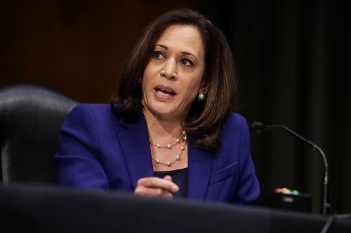 Top political voices react to Biden picking Kamala Harris as running mate