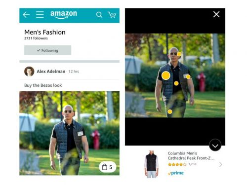 Amazon is shutting down its rival to Instagram because you've probably never even heard of it