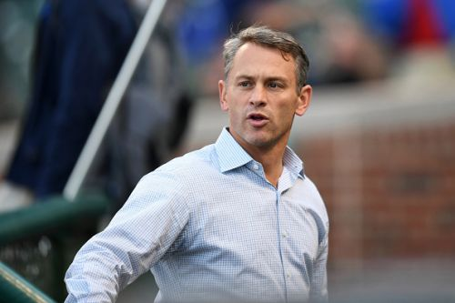 Cubs sign new president Jed Hoyer to a five-year contract