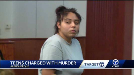 Teens charged with robbing, killing man in NE Albuquerque