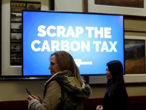 Andrew Coyne: Don't bet on carbon tax deciding the next election
