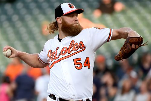 Andrew Cashner might refuse to leave if Orioles trade him