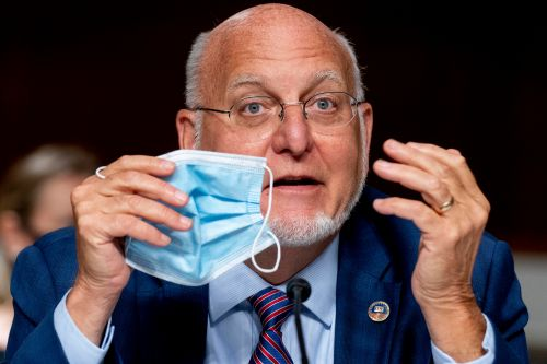 CDC director: Masks are better defense against COVID-19 than vaccine