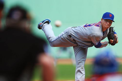 Jacob deGrom enhances Cy Young credentials in Mets' loss to Red Sox