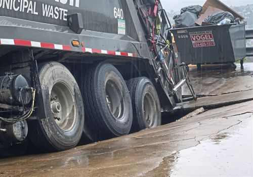 TRAFFIC: Fifth Ave./Blvd. of the Allies reopen after sunken garbage truck removed in Oakland