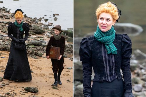 My so-called Victorian life: Claire Danes films costume drama