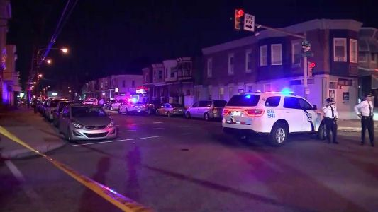 11-month-old shot 4 times inside a car in Philadelphia