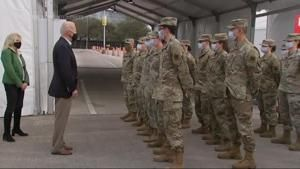 On Texas visit, Biden warns Iran 'to be careful'