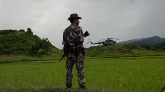 'There Must Be Justice': U.S. Sanctions Myanmar Soldiers For Rohingya Killings