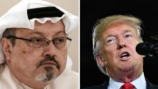Trump Says He Doesn't 'Like' Jamal Khashoggi Disappearance, Won't Stop Saudi Arms Sales