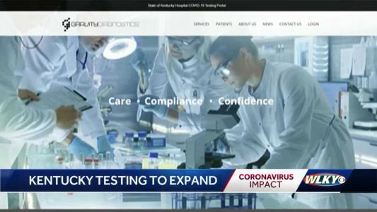 Northern Kentucky lab expected to give state COVID-19 testing a big boost this week