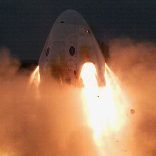 SpaceX Aiming to Launch Crucial Crew Dragon In-Flight Abort Test This Month