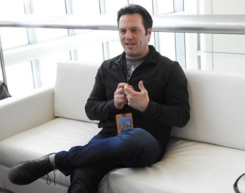Xbox boss Phil Spencer made gaming matter to Microsoft