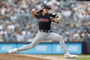 Indians' Mike Clevinger to Undergo Surgery on Knee Injury Suffered in Training