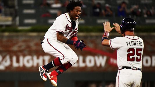 MLB wrap: Ronald Acuna Jr. delivers walk-off hit as MVP hopes remain alive