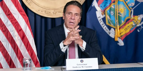 Former Cuomo staffer details her sexual harassment allegations against the New York governor in a new essay