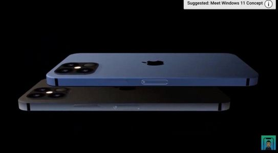 Someone found your iPhone 12 Pro wishlist and made a concept out of it