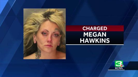 'Jailbirds' star Megan 'Monster' Hawkins arrested in Elk Grove