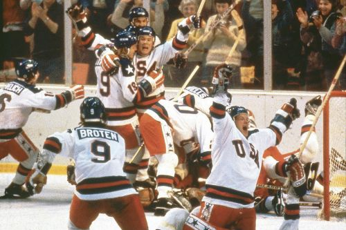 How the 1980 'Miracle on Ice' taught America to be great again