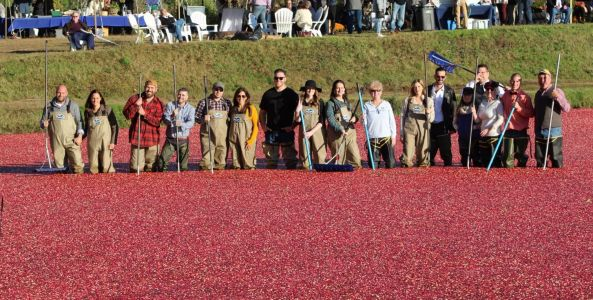 5 for Good: Plympton cranberry farmer supports local residents in recovery