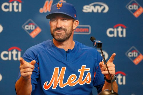 Mickey Callaway is finally easing into his spot in the Mets dugout