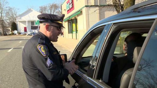 Fines for violating state's hands-free driving law start today