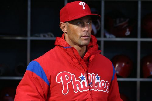 Phillies manager Gabe Kapler loses home to California wildfire