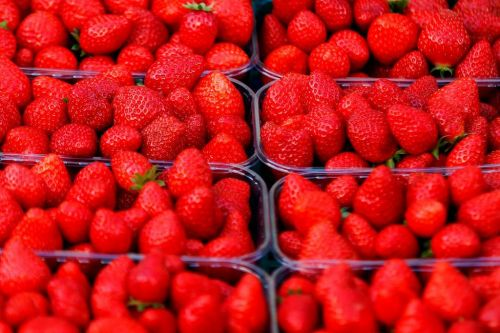 Sewing needles in strawberries: Woman allegedly spiked supermarket food for revenge