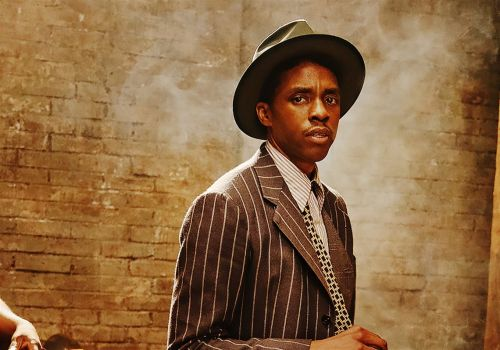 Boseman wins posthumous Globe for Pittsburgh-filmed 'Ma Rainey'; 'Nomandland' earns night's top award