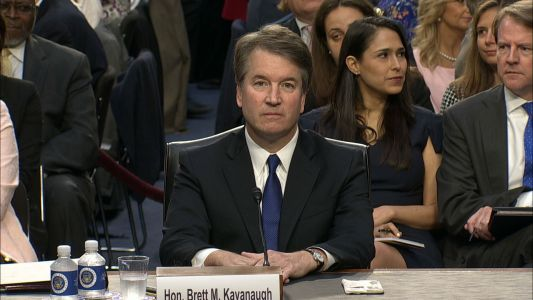 2nd woman claims sexual misconduct by Brett Kavanaugh
