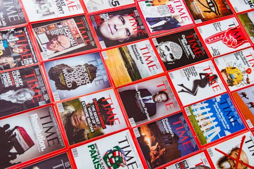 Time magazine to put sponsored content on cover