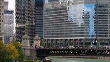 Trump Tower In Chicago Sued For Violating Clean Water Laws