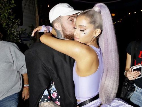 Ariana Grande posted a heartbreaking tribute to Mac Miller: 'I'm so sorry I couldn't fix or take your pain away'
