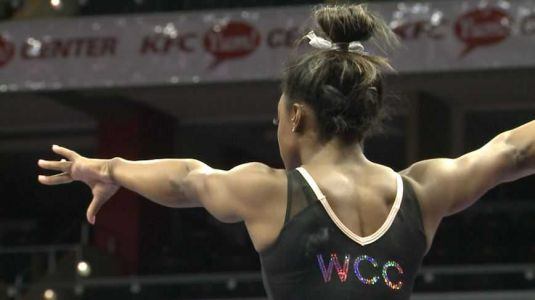 Olympic champion, other elite gymnasts to compete in Louisville