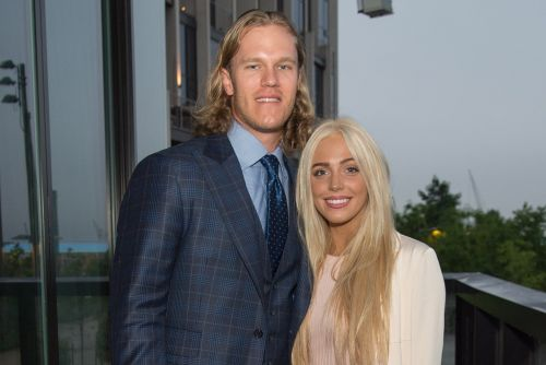 Noah Syndergaard possibly dating podcaster Alexandra Cooper again