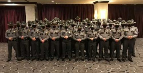 Kentucky sends 44 state troopers to help with Inauguration Day security in Washington, D.C