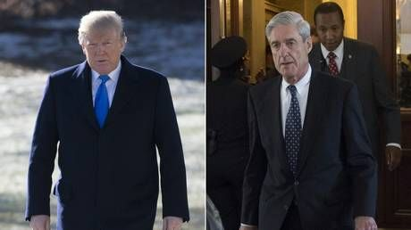 US media suffers panic attack after Mueller fails to deliver on much-anticipated Trump indictment