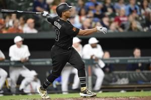 Severino's grand slam sparks Orioles to 7-1 win over Rays