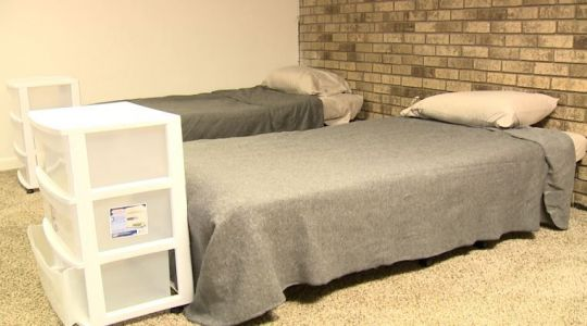 St. Stephen Church opens low-barrier homeless shelter for families